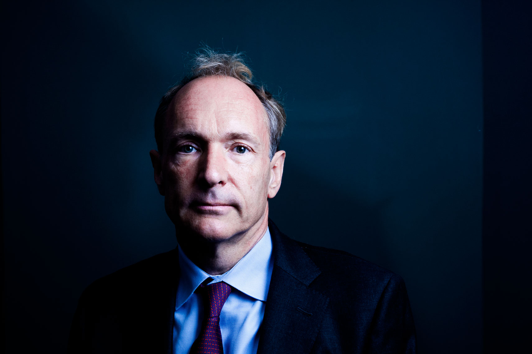 Sir Tim Berners-Lee by JonasVandall