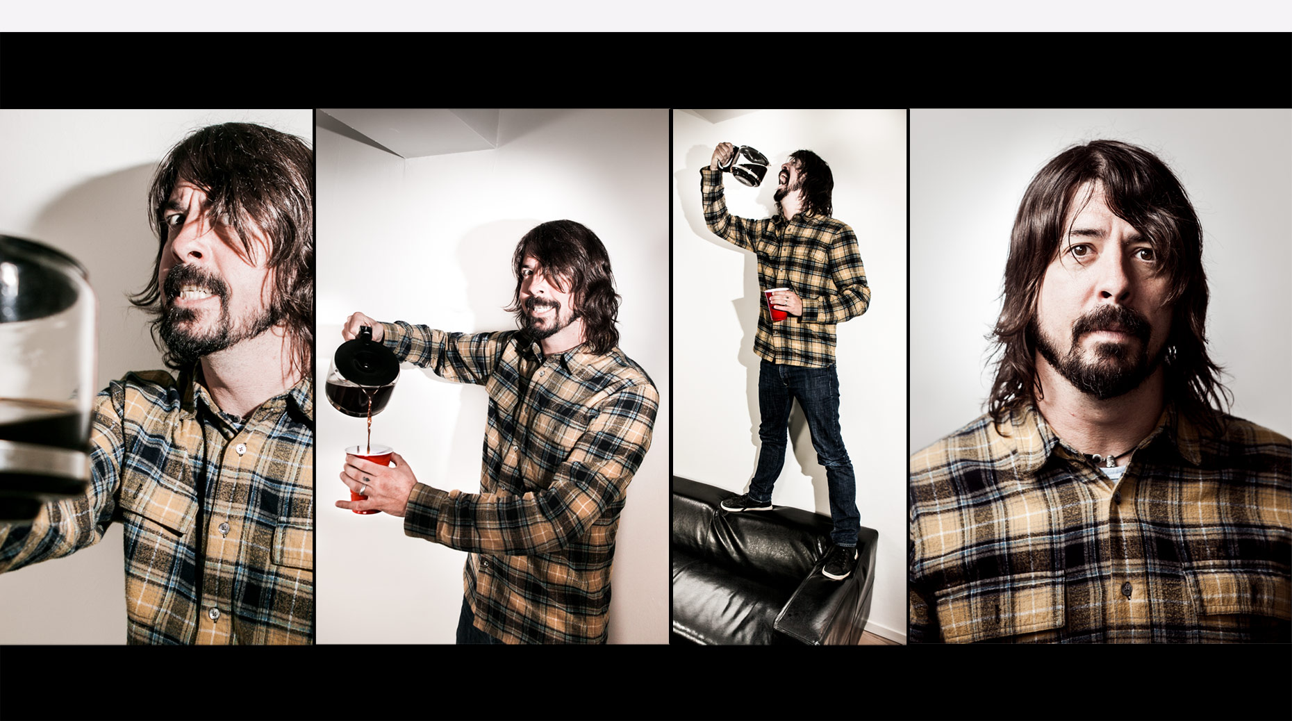 Dave Grohl by Jonas Vandall